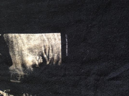 Vintage 1993 Depeche Mode Tour T-Shirt