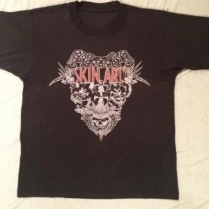 Skin Art Tattoo magazine t-shirt