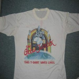 "Live Aid 1985 original wembley stadium ""Global Jukebox"""