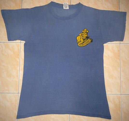 VINTAGE SANTA MONICA AIRLINE – ALAN PETERSEN t-shirt
