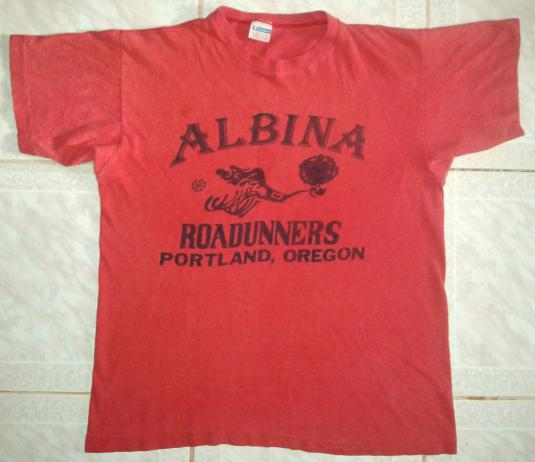 VINTAGE NIKE PINWHEEL – CHAMPION BLUE BAR – ROADRUNNERS