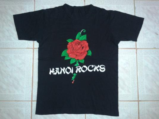VINTAGE HANOI ROCK T-SHIRT