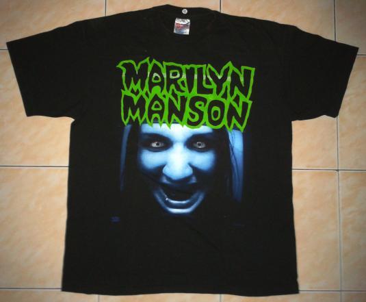 VINTAGE MARILYN MANSON T-SHIRT