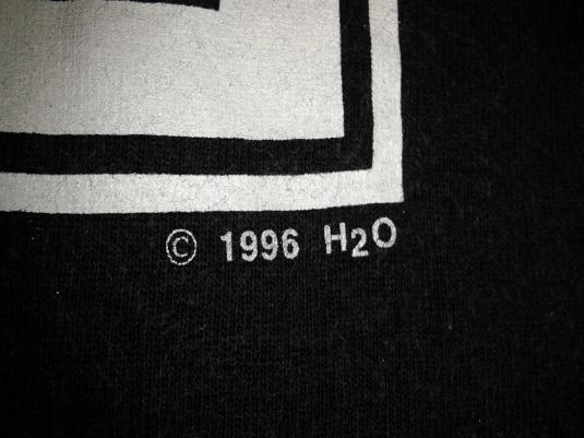VINTAGE H20 T-SHIRT