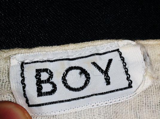 VINTAGE BOY – GAY COWBOY MUSLIN T-SHIRT