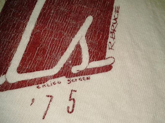 VINTAGE 1975 CHEAP THRILLS FREE FAIR MARILYN MONROE T-SHIRT