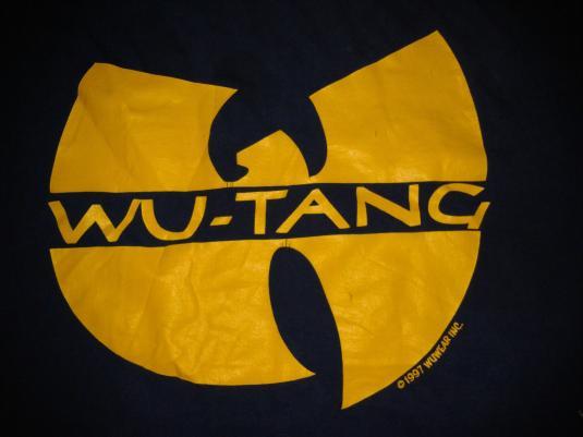VINTAGE WU TANG CLAN T-SHIRT