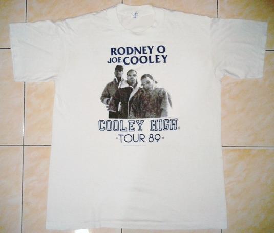 VINTAGE RODNEY O &JOE COOLEY T-SHIRT