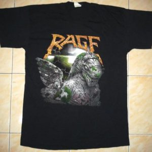 VINTAGE RAGE - END OF ALL DAYS T-SHIRT