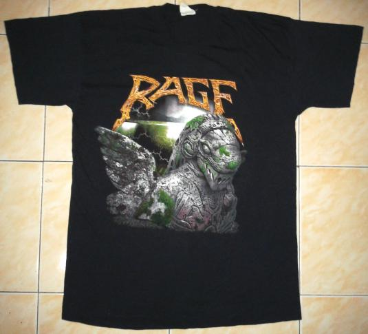 VINTAGE RAGE – END OF ALL DAYS T-SHIRT