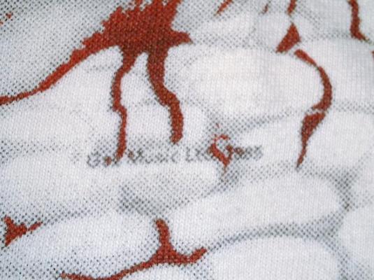 VINTAGE 80's ANGELIC UPSTARTS – BRIGHTON BOMB T-SHIRT