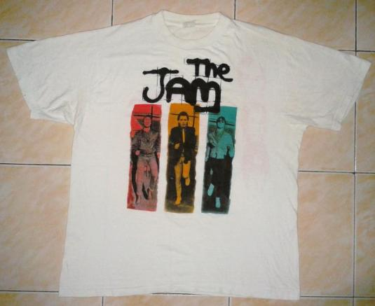 VINTAGE THE JAM – THE GIFT T-SHIRT