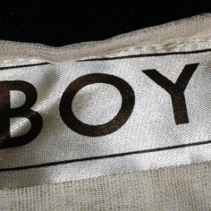 VINTAGE BOY - SEX PISTOLS MUSLIN T-SHIRT