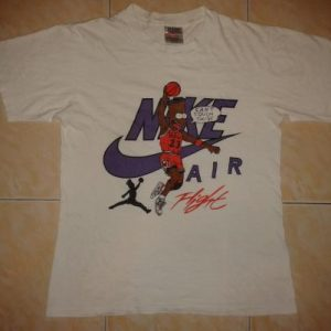 VINTAGE 1991 NIKE - BART SIMPSONT-Shirt