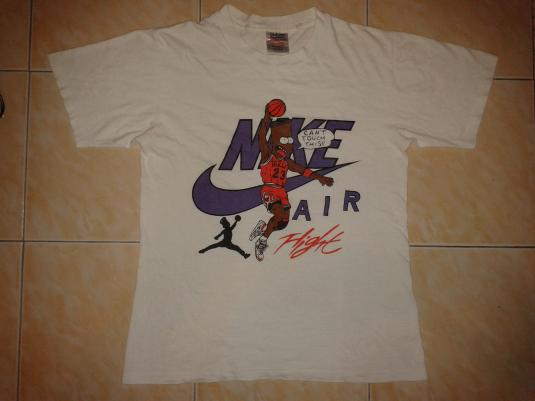 VINTAGE 1991 NIKE – BART SIMPSONT-Shirt