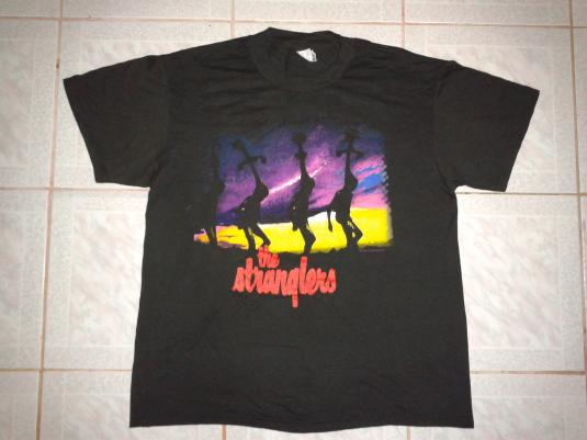 VINTAGE 1987 THE STRANGLERS – DREAMTIME TOUR T-SHIRT