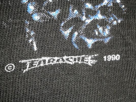 VINTAGE 1990 ENTOMBED T-SHIRT