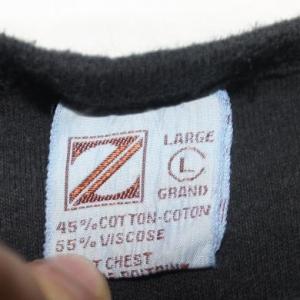 vintage 1979 MOTORHEAD - BOMBER tour t-shirt