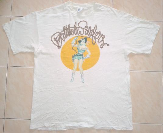 VINTAGE 1988 BUTTHOLE SURFERS T-SHIRT