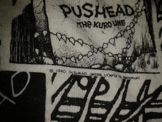 1990 PUSHEAD KUROLINE – CLEANSE THE BACTERIA