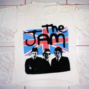 VINTAGE THE JAM - TOUR 1980 T-SHIRT