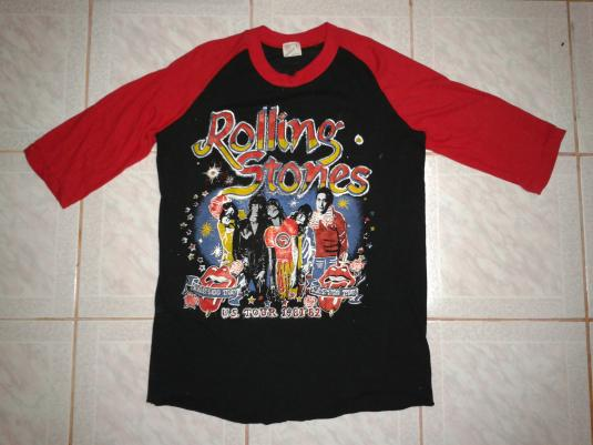 VINTAGE THE ROLLING STONE T-SHIRT