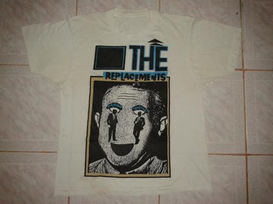 VINTAGE THE REPLACEMENTS T-SHIRT