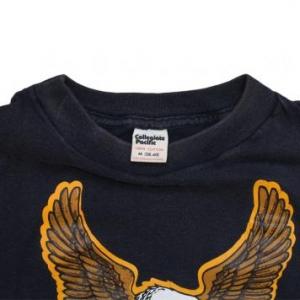 Vintage Harley Davidson Shirt Scranton, PA 1970s Eagle HD