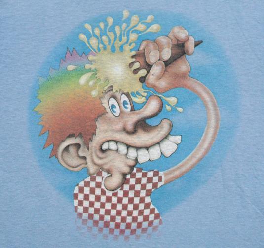 Vintage Grateful Dead Ice Cream Shirt SUPER RARE S
