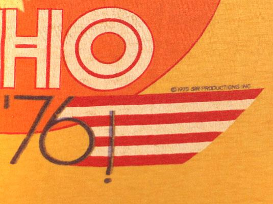 Vintage The Who 76! T-Shirt