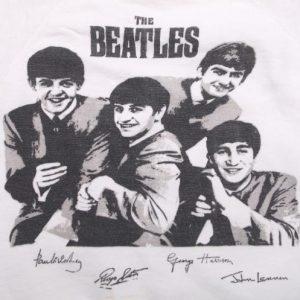 VINTAGE ORIGINAL BEATLES SWEATSHIRT 1963 S LENNON MCCARTENEY