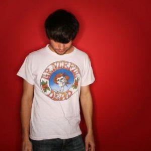 Vintage 1972 Grateful Dead Original Promo T-Shirt M