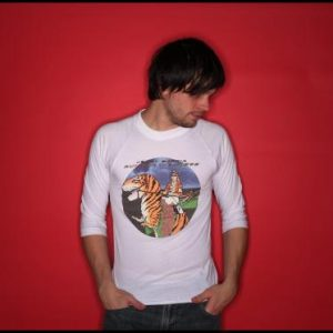Vintage Grateful Dead Jerry Garcia Band Shirt RARE