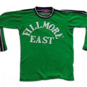 Original Fillmore East Usher Shirt