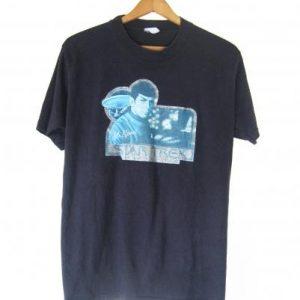 Vintage Star Trek Mr. Spock T-shirt 1979 Motion Picture