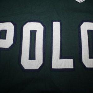 Vintage Polo Sport Ralph Lauren Sweatshirt Stadium P wing