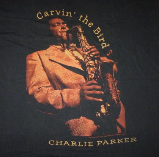 Vintage 1994 Charlie Parker T-Shirt