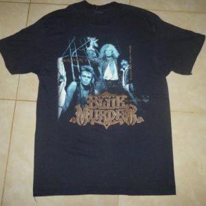 Vintage Blue Murder World Tour 1989 T-Shirt