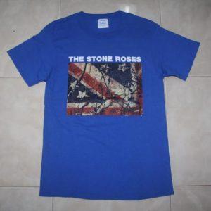 Vintage 90s The Stone Roses Japanese Tour T-Shirt Concert