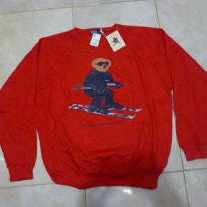 Vintage Polo Bear Ski Ralph Lauren New With Tag Sweatshirt