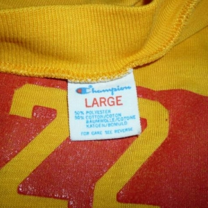 Vintage Pasaden City College Champion 50/50 T-Shirt