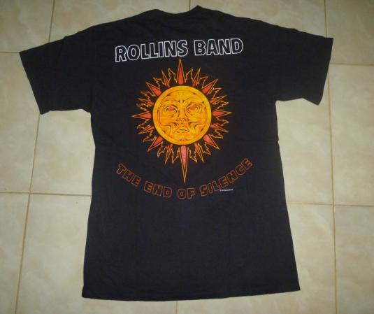 Vintage Rollins Band 1992 T-Shirt