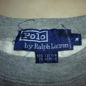 Vintage Polo Bear Ski Ralph Lauren Sweatshirt