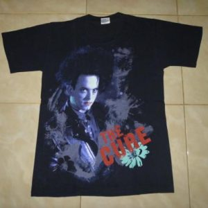 Vintage The Cure Disintegration T-shirt