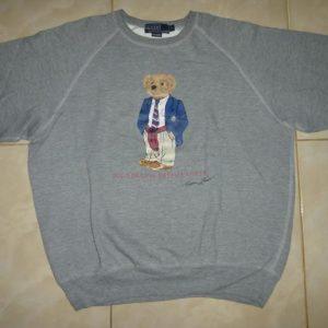 Vintage Polo Bear Ralph Lauren Sweater Sweatshirt