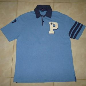 Vintage Polo Sport By Ralph Lauren T-Shirt P Wing