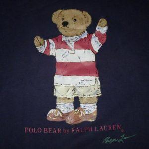 Vintage Polo Bear Ralph Lauren Sweatshirt