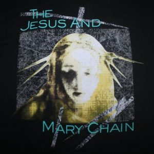 Vintage The Jesus And Mary Chain Japan Tour 1992 T-Shirt