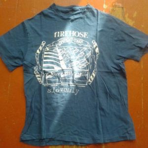 "fIREHOSE ""Haircut Tour"" 1987"