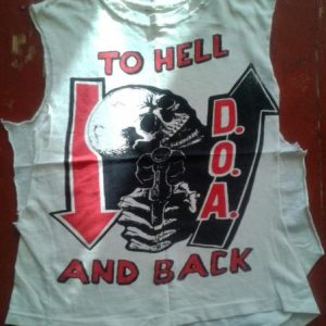"""D.O.A. """"To Hell and Back"""""""